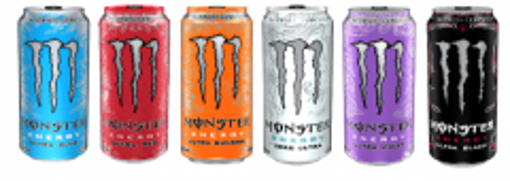 Picture of Monster Energy Ultra Variety Pack - 24/16 oz