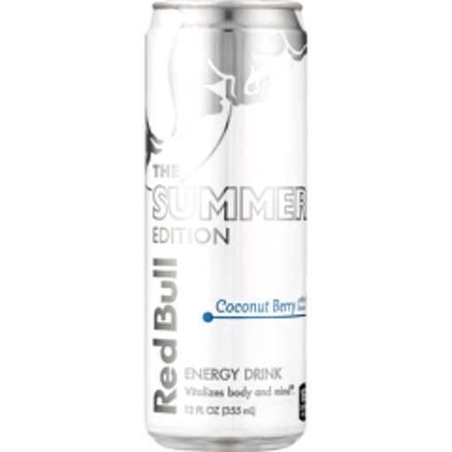 Picture of Red Bull - Coconut Berry Energy Drink - 24/8.4 oz