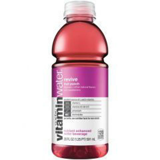 Picture of VitaminWater - Revive, Fruit Punch - 20 oz, 12/case