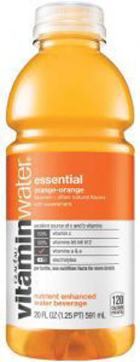 Picture of VitaminWater - Esssential, Orange-Orange - 12/20 oz