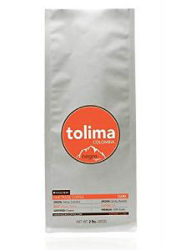 Picture of Tolima - Colombian Whole Bean Coffee - 2 lbs, 8/case