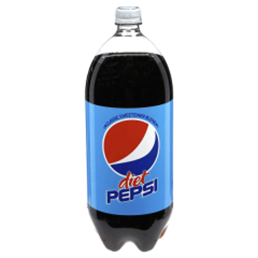 Picture of Diet Pepsi - 2 Ltr, 8/case
