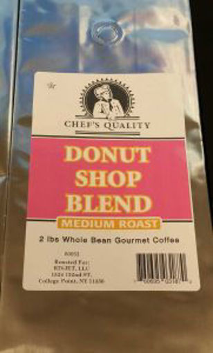 Picture of Chefs Quality - Donut Shop Blend - 2lb. Bag, 8/case