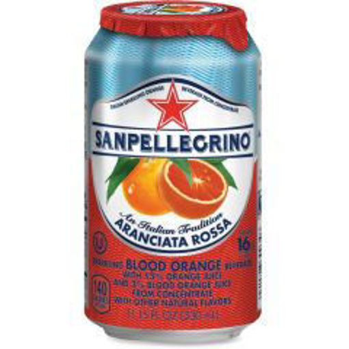 Picture of SanPellegrino - Italian Sparkling Blood Orange - 24/330 ml