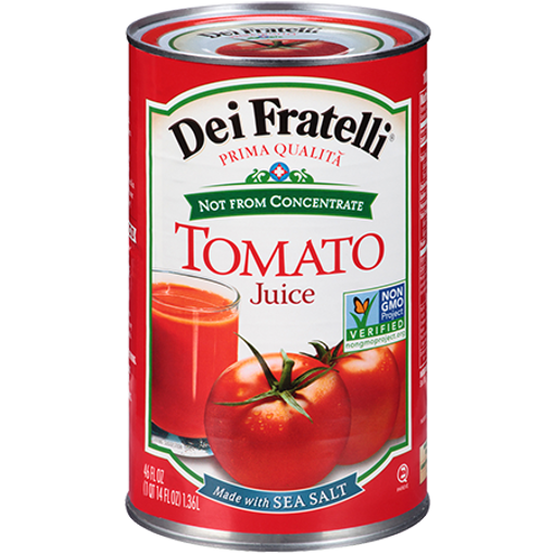 Picture of Dei Fratelli - Tomato Juice, Freshpack - 46 oz, 12/case