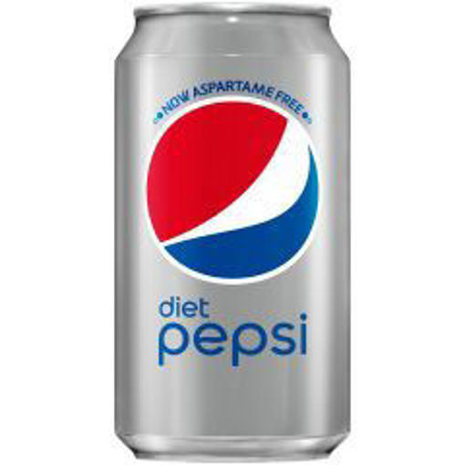 Picture of Diet Pepsi 24/12 oz cans