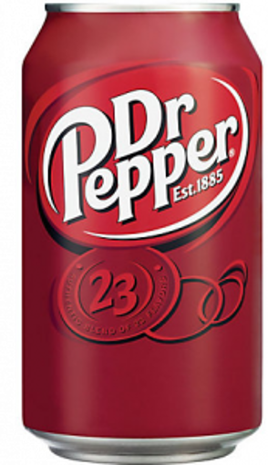 Picture of Dr.Pepper - 36/12 oz cans