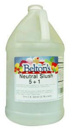 Picture of Beltons - Neutral Slush Base 5+1 - 1 gallon Jug, 4/case