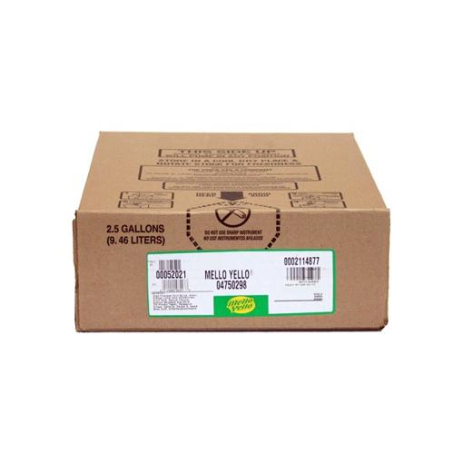 Picture of Mello Yello - 2.5 gallon bag-in-box syrup