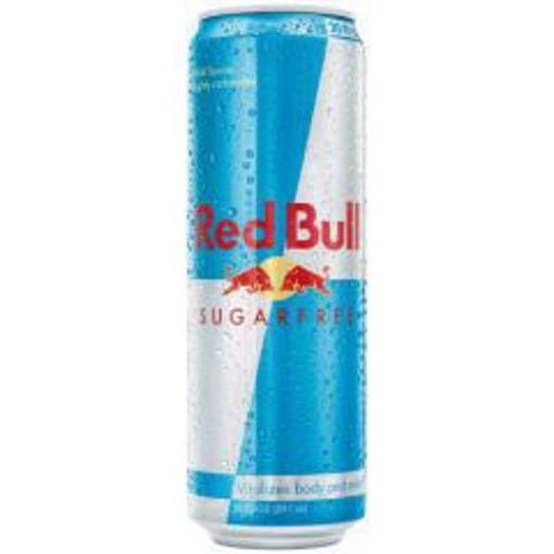 Picture of Red Bull - Energy Drink, Sugar Free - 12/20 oz