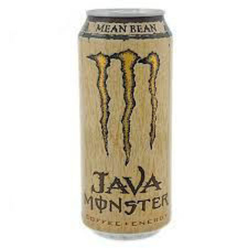 Picture of Monster Energy Drink -Java Monster (Mean Bean)- 12/15 oz cans