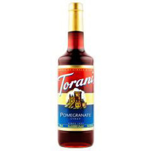 Picture of Torani - Pomegranate Syrup - 750 ml, 12/case