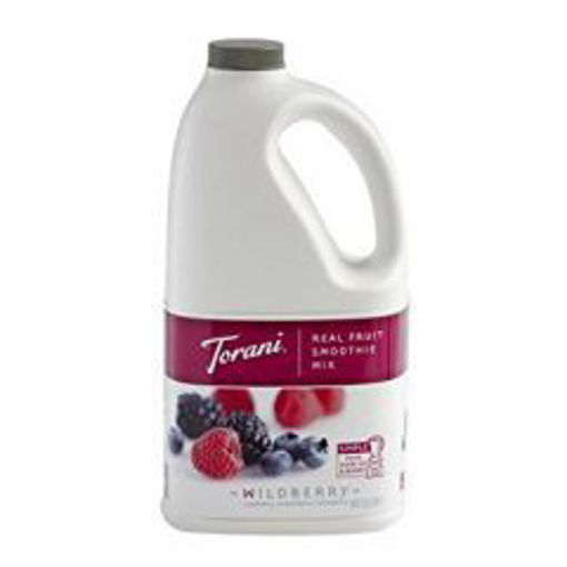 Picture of Torani - Wild Berry Smoothie Mix - 64 oz, 6/case