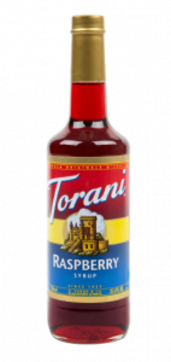 Picture of Torani - Raspberry Syrup - 750 ml, 12/case