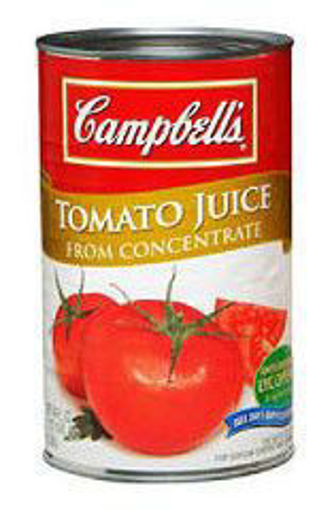Picture of Campbells - Tomato Juice -48/5.5 oz cans