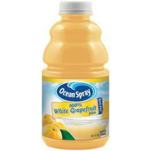 Picture of Ocean Spray - White Grapefruit Juice - 12/32 oz Bottle