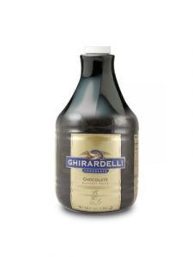 Picture of Ghirardelli - Chocolate Sauce - 64 oz, 6/case