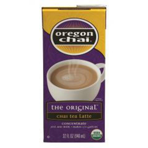 Picture of Oregon Chai Tea Concentrate - 32 oz, 6/case