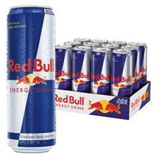Picture of Red Bull Energy Drink - 12/20 oz