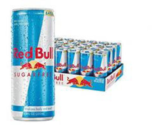 Picture of Red Bull - Energy Drink, Sugar Free - 24/8.4 oz