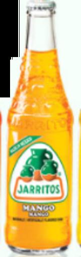 Picture of Jarritos - Mango Soda - 24/12.5 oz bottles