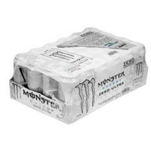 Picture of Monster Energy Drink - Zero Ultra - 24/16 oz cans