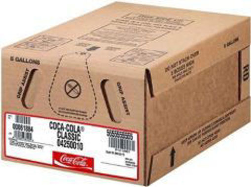 Picture of Coca-Cola - 5 gallon bag-in-box syrup