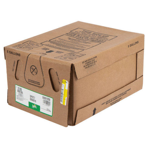Picture of Sprite - 5 gallon bag-in-box syrup