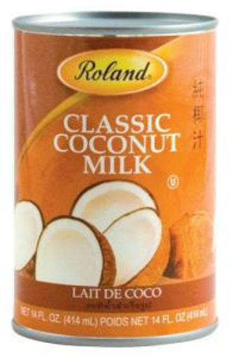 Picture of Roland - Coconut Milk - 14 oz, 24/case