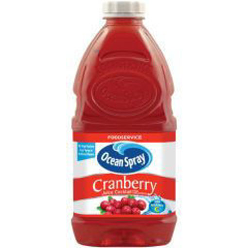 Picture of Ocean Spray - Cranberry Juice Cocktail - 60 oz, 8/case