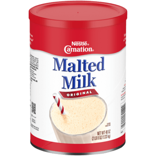 Picture of Carnation Malted Milk - 2.5 lbs, 6/case