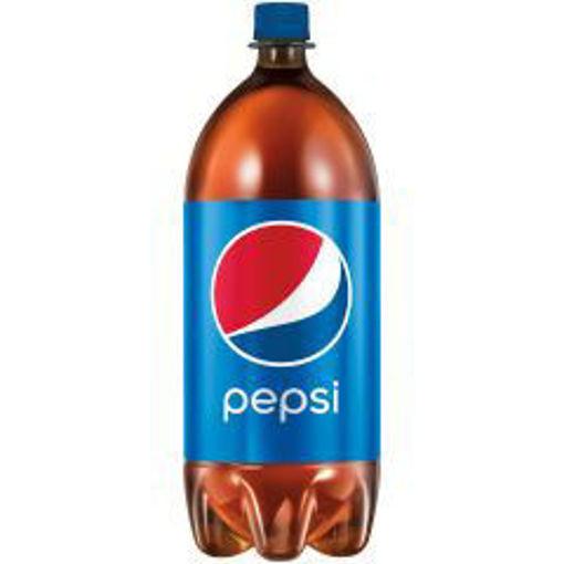 Picture of Pepsi Cola - 8/2L plastic bottles