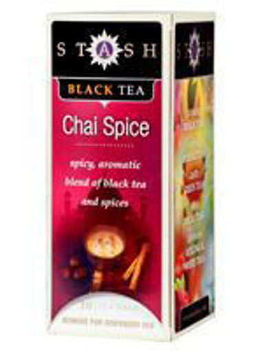 Picture of Stash - Chai Spice Tea - 30 ct, 6/case