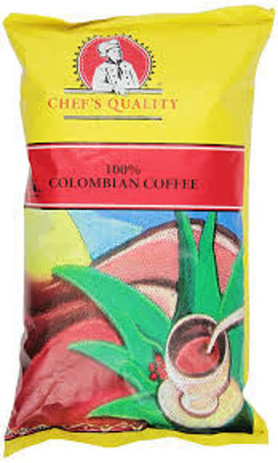 Picture of Chefs Quality - 100% Columbian Coffee - 1 lb pkgs, 12/case