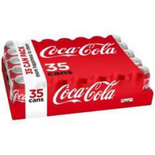 Picture of Coca Cola Classic - 35/12 oz