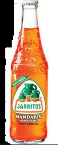 Picture of Jarritos - Mandarin Soda - 24/12.5 oz bottles