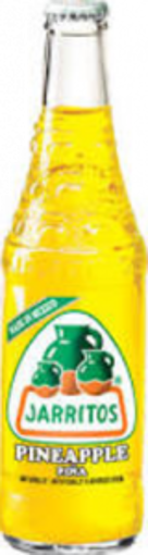 Picture of Jarritos - Pineapple Soda - 24/12.5 oz bottles