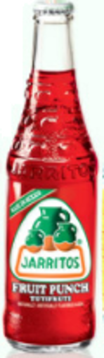 Picture of Jarritos - Fruit Punch Soda - 24/12.5 oz bottles