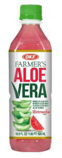 Picture of OKF Farms Aloe Watermelon - 16.9 Oz, 12/case
