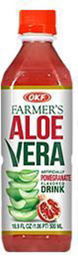 Picture of OKF - Aloe Pomegranate - 16.9 Oz, 12/case