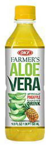 Picture of OKF - Farmers Aloe Pineapple - 16.9, 12/case