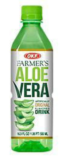 Picture of Oak Farm Original Aloe Drink - 12/16.9 oz
