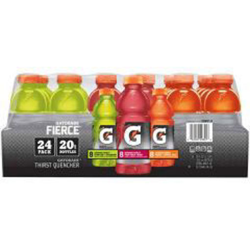 Picture of Gatorade - X Factor Variety Pack - 24/20 oz bottles