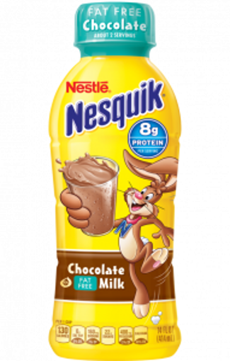 Picture of Nesquik - Chocolate Ready to Drink Beverage - 12/14 oz