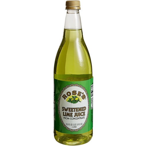 Picture of Roses - Lime Juice - 1ltr Bottle, 12/case