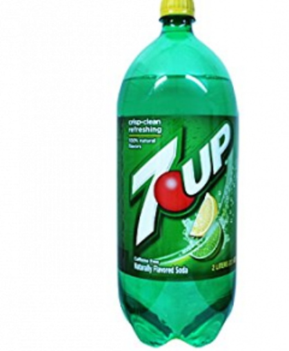 Picture of 7-Up Soda - 8/2L plastic bottles