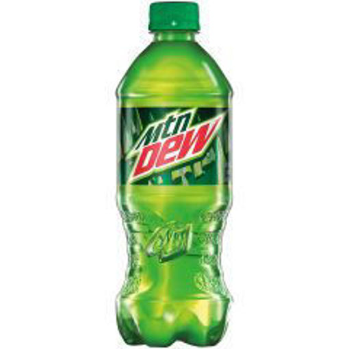 Picture of Mountain Dew - 24/20 oz bottles