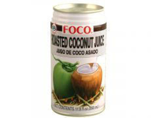 Picture of Foco - Coconut Juice - 24/11.8 oz cans