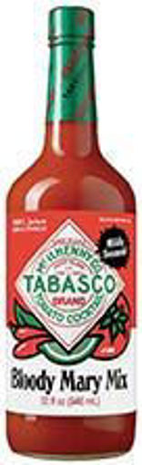 Picture of Tabasco - Bloody Mary Mix - 32 oz Bottle, 12/case