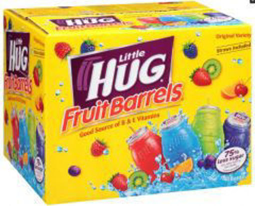 Picture of Little Hug - Variety Pack - 40/8 oz